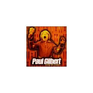 Cover - Paul Gilbert: King Of Clubs