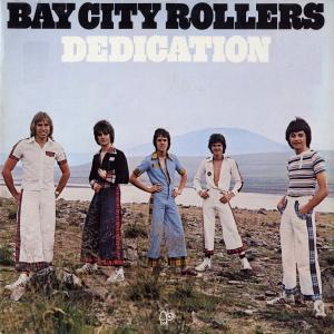 Bay City Rollers: Dedication - Cover