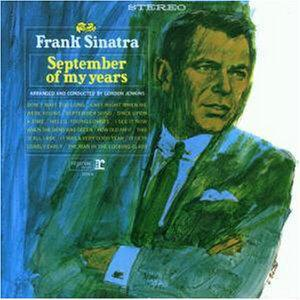 Frank Sinatra: September Of My Years - Cover