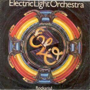Electric Light Orchestra: Rockaria! - Cover