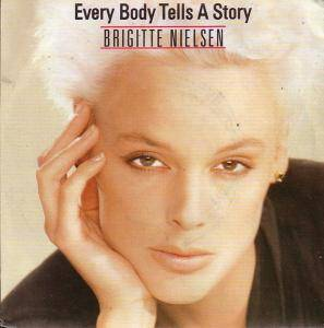 Brigitte Nielsen: Every Body Tells A Story - Cover