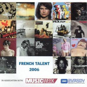 Cover - Pauline Croze: French Talent 2006