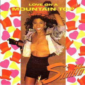 Sinitta: Love On A Mountain Top - Cover