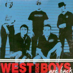 West Side Boys: Are Back - Cover