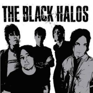 The Black Halos: Black Halos, The - Cover
