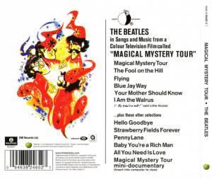 The Beatles: Magical Mystery Tour (CD) - Bild 2