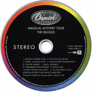 The Beatles: Magical Mystery Tour (CD) - Bild 3