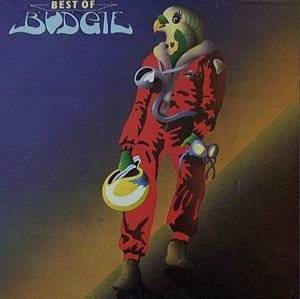 Budgie: Best Of Budgie - Cover
