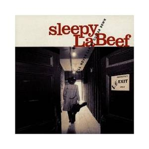 Cover - Sleepy LaBeef: I'll Never Lay My Guitar Down