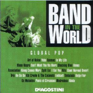 Cover - Various Artists/Sampler: Band In The World - Global Pop