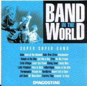 Band In The World - Super Super Band - Cover