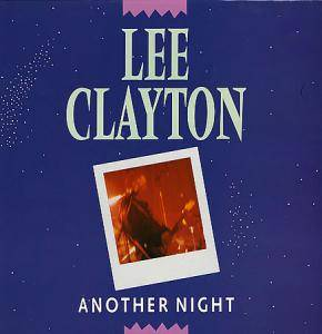 Lee Clayton: Another Night - Cover
