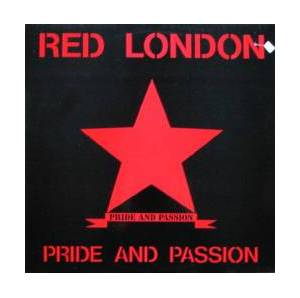 Cover - Red London: Pride And Passion E.P.