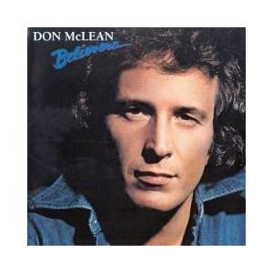 Cover - Don McLean: Believers