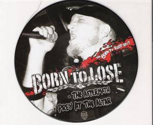 Cover - Born To Lose: Born To Riot Split, The