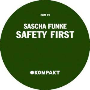 Cover - Sascha Funke: Safety First
