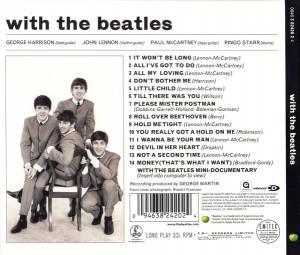 The Beatles: With The Beatles (CD) - Bild 2