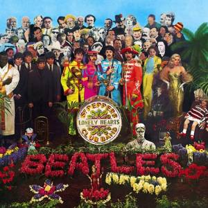 The Beatles: Sgt. Pepper's Lonely Hearts Club Band (LP) - Bild 1