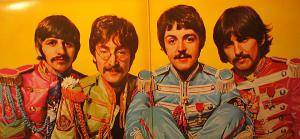 The Beatles: Sgt. Pepper's Lonely Hearts Club Band (LP) - Bild 2