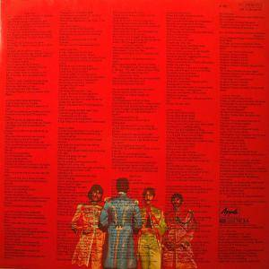 The Beatles: Sgt. Pepper's Lonely Hearts Club Band (LP) - Bild 3