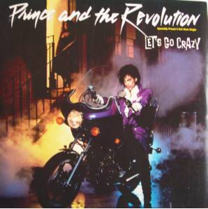 Cover - Prince And The Revolution: Let's Go Crazy