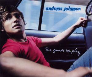 Cover - Andreas Johnson: Games We Play, The