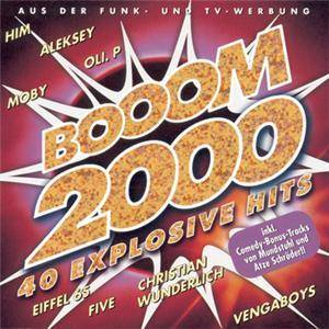 Cover - Laura: Booom 2000 - The First