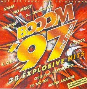 Cover - Hypertrophy: Booom '97 The Third