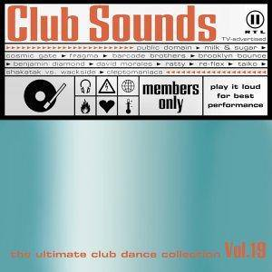 Cover - Angelic: Club Sounds Vol. 19