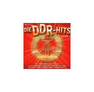 DDR-Hits Volume 2 - Die Pop-Hits Des Ostens, Die - Cover