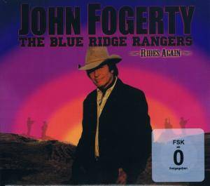 John Fogerty: Blue Ridge Rangers - Rides Again, The - Cover