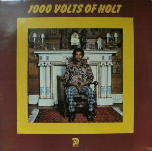 John Holt: One Thousand Volts Of Holt - Cover