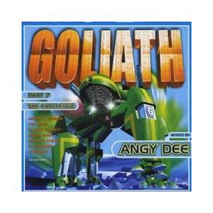 Cover - Lepore Vs. Angy Dee: Goliath 7 (Mixed By Angy Dee)