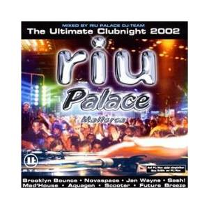 Cover - Spacelovers, The: Riu Palace Mallorca - The Ultimate Clubnight 2002 (Mixed By Riu Palace DJ-Team)