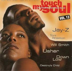Cover - Craig Smart: Touch My Soul - The Finest Of Black Music Vol. 13