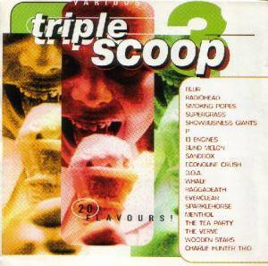 Cover - P: Triple Scoop 3 [20 Flavours !]