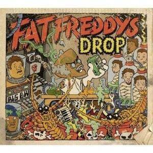 Cover - Fat Freddy's Drop: Dr. Boondigga & The Big Bw