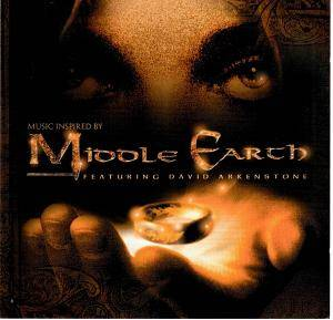 Cover - David Arkenstone: Music Inspired By Middle Earth
