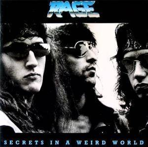 Rage: Secrets In A Weird World (CD) - Bild 1