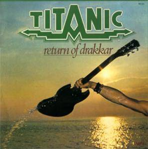 Titanic: Return Of Drakkar - Cover