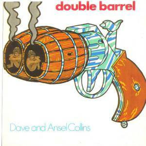 Cover - Dave & Ansel Collins: Double Barrel