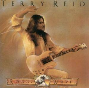 Terry Reid: Rogue Waves - Cover