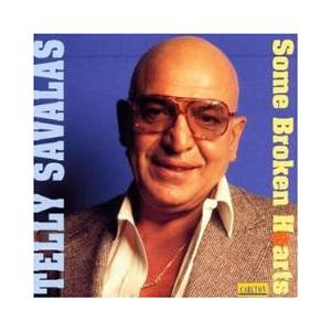 Cover - Telly Savalas: Some Broken Hearts