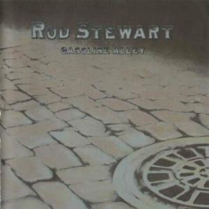 Rod Stewart: Gasoline Alley - Cover