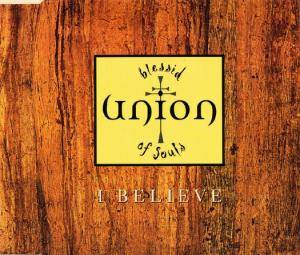 Cover - Blessid Union Of Souls: I Believe