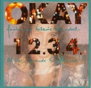 Okay Meets Valerie Vannobel: 1.2.3.4. Une Grande Affair - Cover