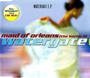 Cover - Watergate: Maid Of Orleans (The Battle II)