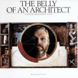 Cover - Wim Mertens: Belly Of An Architect, The