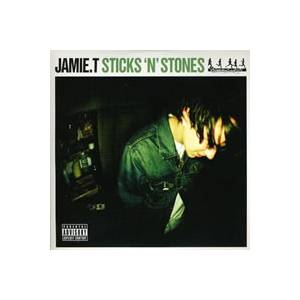 Cover - Jamie T: Sticks 'n' Stones