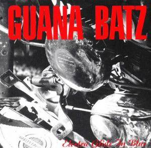 Guana Batz: Electra Glide In Blue - Cover